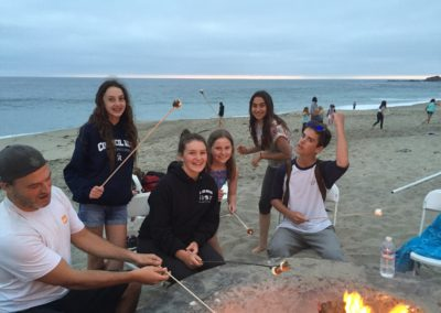 confirmation-fun-friday-fire-pit