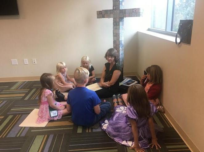 Kids Church 8