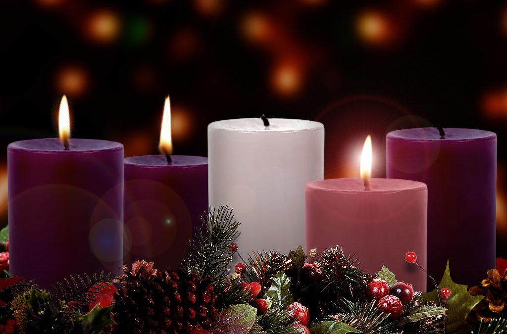 Advent Craft and Potluck Night!