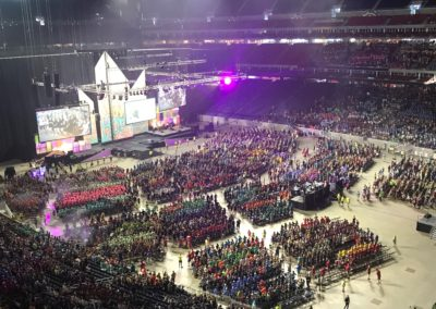 Mass Gathering in the Astrodome - 2